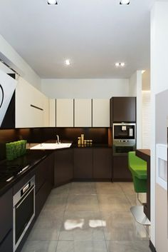 corner sink. Open Plan Layouts for Modern Homes