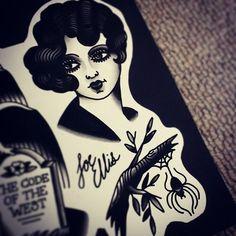 joeellistattooer: Both Available to tattoo. Mandatoryrain@hotmail.co.uk
