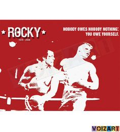 Rocky Posters.