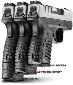 New Springfield XD-S Mid-Mag Magazine