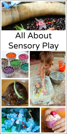 All About Sensory Play