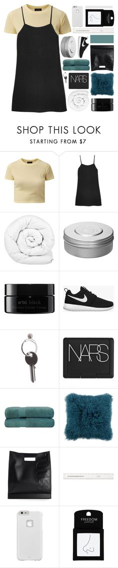 """DON'T WANNA BE YOUR LOVER"" by constellation-s ❤ liked on Polyvore featuring Reformation, Brinkhaus, Hermès, arbÅ«, NIKE, Maison Margiela, NARS Cosmetics, Superior, 3.1 Phillip Lim and Case-Mate"
