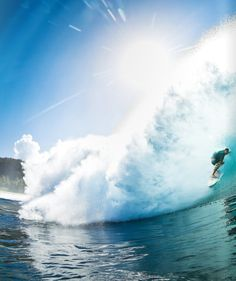 the water hides you from the glisten of the sun #surfing