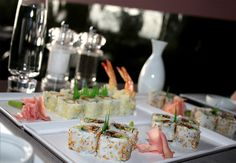 Top 7 Tips for Safe Gluten Free Dining at a Sushi Restaurant.   http://www.fearlessdining.com  #glutenfree
