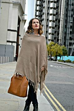 Poncho - Autumn/Winter 2014 must have