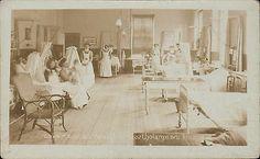 Holborn. Lucas Ward, St Bartholomew's Hospital # 6014 D.