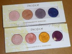 Going Coconuts Over Pacifica Eyeshadow Palettes | The Unknown Beauty Blog