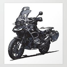 R1200GS by Ernie Young