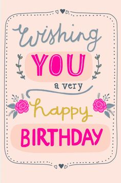 Wishing You A Very Happy Birthday happy birthday happy birthday wishes happy birthday quotes happy birthday images happy birthday pictures Best Birthday Wishes Quotes, Happy Birthday Messages, Happy Birthday Greetings, Birthday Cards, Happy Birthday Kids, Happy Birthday Pictures, Funny Birthday, Birthday Message For Friend, Happy Birthday Wishes For A Friend