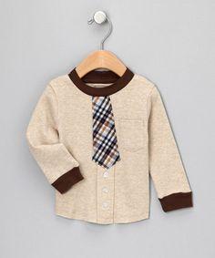 Tie Tee, super cute #boys #clothes