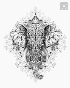 Crown Fading Hardly Visible Blending With Surrounding Elephant Merges Is Part Of The Earth Lives As Not Though Owning