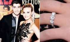 Get engagement ring inspiration from your favorite celebrity couple by browsing the gallery of celebrity engagement ring photos from deBebians. Celebrity Engagement Rings, Engagement Ring Photos, Celebrity Couples, Diamond Engagement Rings, Perrie Edwards, Diamond Earrings, Celebrities, Jewelry, Fashion