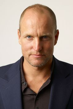 Woody Harrelson Bald men who do it for me