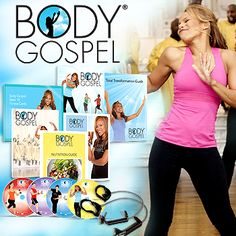 Body Gospel kit.....might have to try this!