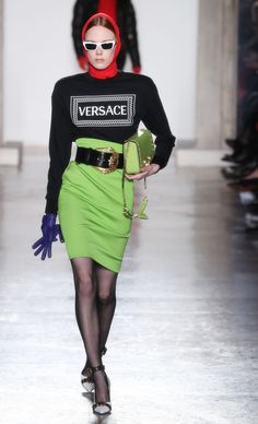 ***VERSACE - Fall Winter 2019 - Milan***
