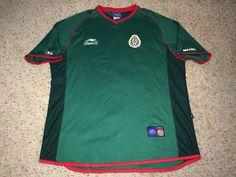 7b14215e3 Sale Vintage Atletica MEXICO Soccer Jersey MEXICANA by casualisme Mexico Soccer  Jersey