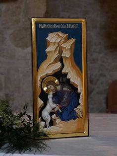 Byzantine Icons, Byzantine Art, Life Of Christ, Jesus Christ, Paint Icon, Take Me To Church, Orthodox Christianity, All Icon, Orthodox Icons