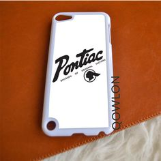 Pontiac Division of General Motors iPod Touch 5 | 5TH GEN Case