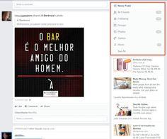 Enquanto a nova ' Linha do Tempo' ('Timeline') do Facebook vai sendo liberada aos poucos para usuários da língua inglesa e posteriormente para o restante dos usuários. Quem quiser conferir as novidades no seu próprio perfil pode se inscrever na fila de espera.