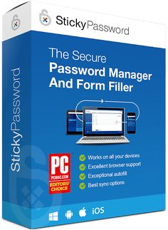 Sticky Password Premium FREE (for a Very Brief Time): A password manager with features such as automated login,… #coupons #discounts