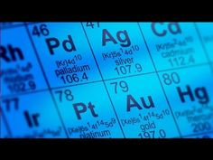 Hunting the Elements of the Periodic Table - Documentary - YouTube