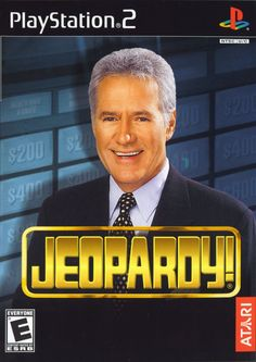 Now available in our store Jeopardy! Sony Pl.... Check it out http://the-gamers-edge-inc.myshopify.com/products/jeopardy-sony-playstation-2-ps2-video-game?utm_campaign=social_autopilot&utm_source=pin&utm_medium=pin now!