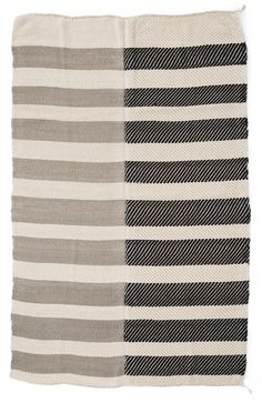 noon design studio: hand-woven, naturally dyed cashmere blanket