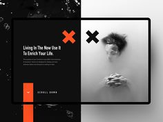 Conceptual Web Header designed by Ali Sayed. Connect with them on Dribbble; Header Design, Ui Ux Design, Page Design, Graphic Design, Brand Design, Website Design Layout, Layout Design, Banner Design Inspiration, Abstract Iphone Wallpaper