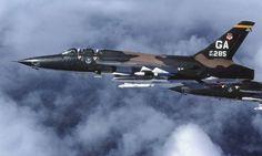 F-105 Thunderchief | Thud - F-105 Thunderchief Photo CD Review
