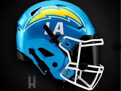 Artist Reveals Absolutely Incredible Helmet Designs For All 32 NFL Teams – Page 33 New Helmet, Helmet Logo, 32 Nfl Teams, Falcon Logo, Nfl Football Helmets, Viking Helmet, Black Helmet, Nfl Logo