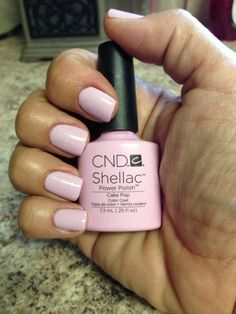 One of my favorite colors! Shellac Nails Fall, Shellac Nail Colors, Gel Polish Colors, Hair And Nails, My Nails, Opi Gel Polish, Oval Nails, Types Of Nails, Perfect Nails