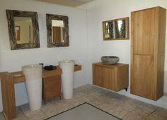 Teakhouten badmeubelen, natuurstenen waszuilen, waskommen en nog veel meer voor uw badkamer bij #BadkamerExclusief.nl  #someren, #JeButrading, #teakhoutenbadmeubel,  #natuursteenwasbak, #waszuil, #natuurstenenwaskom,, #natuurstenenwaszuil, #uniekebadkamer, #apartebadkamer, #houtenbadmeubel.