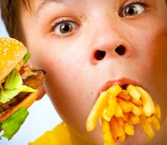 Fast-food marketers exploit legal loopholes to get your kids to do this.