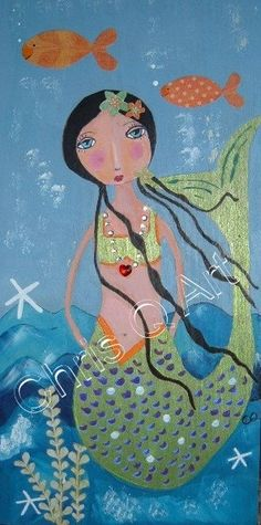 under the sea; waarom altijd het zeepaardje van Eric Carle een zeemeermin kan ook!
