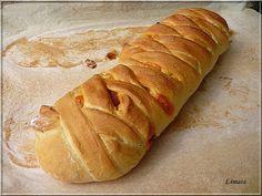 Limara péksége: Lecsóval töltött kenyér Bakery, Lime, Bread, Cooking, Recipes, Food, Kitchen, Limes, Brot