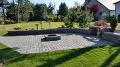 Our beach gathering place. http://www.harlanlandscape.com/