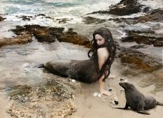 Selkies are one of my favorite mythological creatures and they never seem to get enough credit