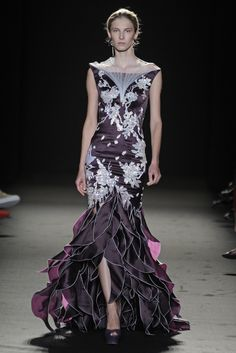 Laurence Xu Fall Couture 2013 - Slideshow - Runway, Fashion Week, Reviews and Slideshows - WWD.com