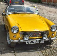 eBay: MG Midget 1979 Yellow - A Classic & great rolling restoration project! #classicmg #mg #mgoc
