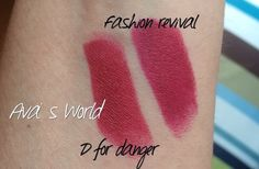 d for danger fashion revival swatch