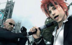 Final Fantasy VII fondo 4
