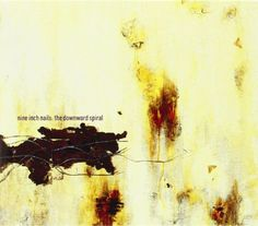 The Downward Spiral Nothing/TVT/Interscope Records http://www.amazon.com/dp/B000001Y5Z/ref=cm_sw_r_pi_dp_XGiiwb1RVHP4Y