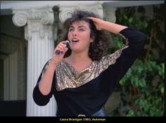 Laura Branigan 1983, Automan