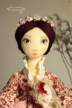 Авторские куклы Анны Балябиной. Блог Мои любимые игрушки