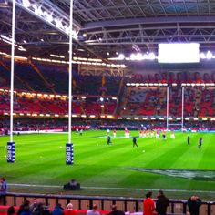 See a Rugby match in Millenium Stadium (Cardiff) on a 6 Nations night. Grab last minute Rugby tickets at http://www.tikbuzz.co.uk/