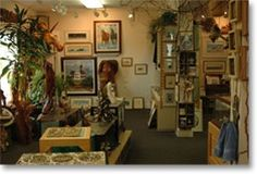 Dolphin Watch Gallery - Our soothing atmosphere is perfect for calming overloaded senses. This gallery features fine art from pottery, carvings, mosaics and etchings to stained glass, PANDORA jewelry and metal works. Custom framing, mosaics and stained glass are available. Open year round.