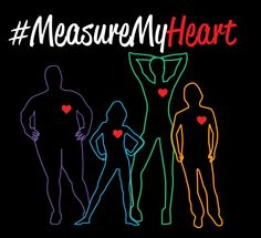#MeasureMyHeart, defy the numbers.  #NHsmc