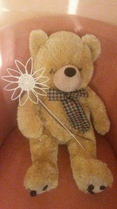 Zápich - kytička Zápich - kytička Teddy Bear, Toys, Animals, Activity Toys, Animales, Animaux, Clearance Toys, Teddy Bears, Animal