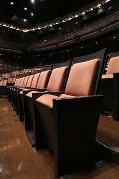 Sainokuni Saitama Arts Theater, Japan|彩の国さいたま芸術劇場|納入事例|Auditorium
