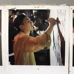 Bigbang Wallpapers, Vip Bigbang, Ji Yong, Aesthetic Themes, G Dragon, I Love Him, Rapper, Kpop, Shit Happens
